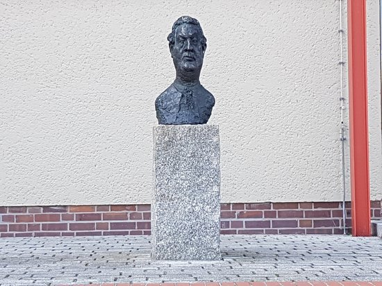 Buste Carl Philipp Emanuel Bach