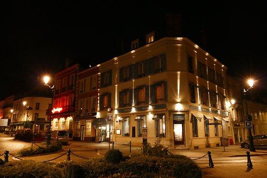 Restaurant La Cloche : Hotel und Restaurant in einem!