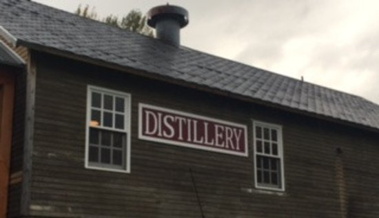 Haines, AK: Port Chilkoot Distillery