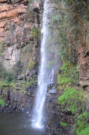 Sabie, Sudáfrica: vista desde uno de los miradores de la cascada