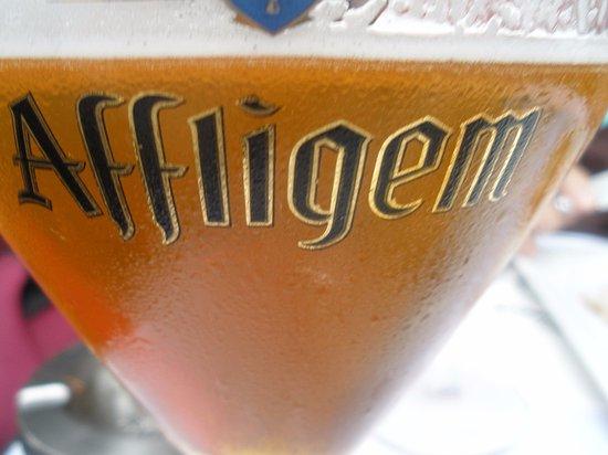Au Baroudeur: my favorite lager while in Paris