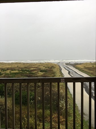 Nice Stay for Big Storm
