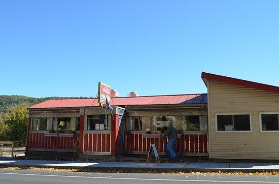 Γουίντσορ, Βερμόντ: Dan's Windsor Diner, Main St. Windsor VT