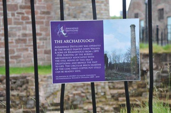 Annan, UK: History