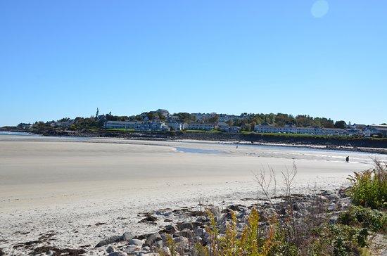Ogunquit Beach: lots of sand!