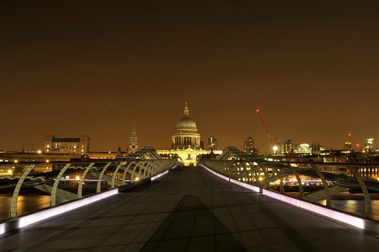 Official London Photography Tours: Night photography Tour - St Paul 2