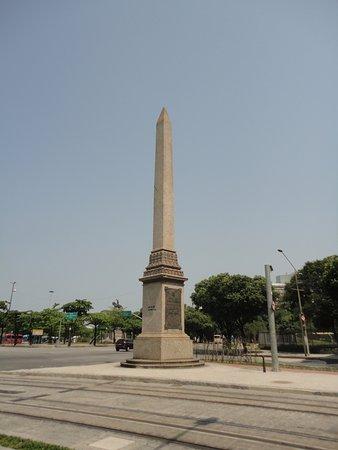 Obelisco da Av. Rio Branco
