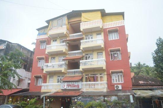 Hotel 4 Pillars  Goa  Panjim