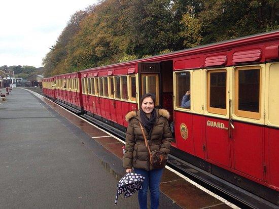 Douglas, UK: Isle of Man Steam Railway