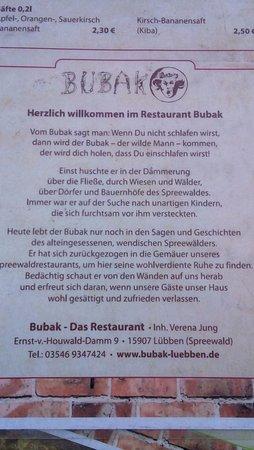 Lubben, Tyskland: Lokale Legenden und Greuel als Vorgeschmack