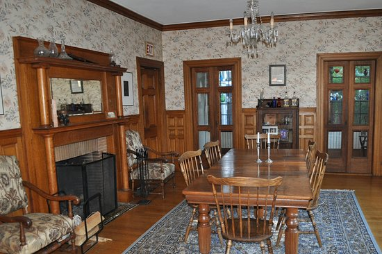 South Berwick, ME: Dining room