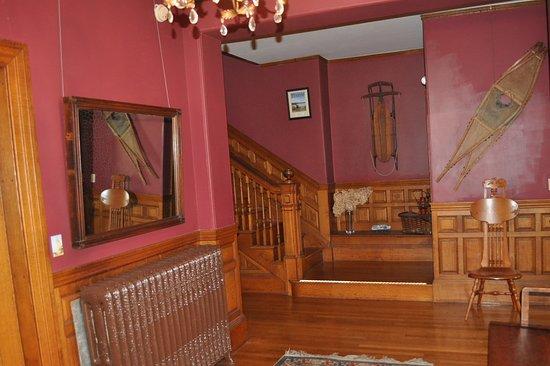 South Berwick, ME: Hallway