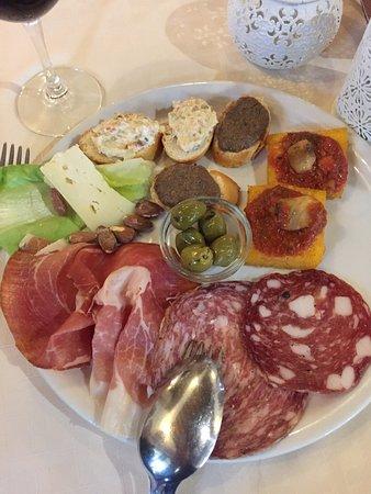 San Quirico in Collina, Italy: Ristorante da Buzzanca