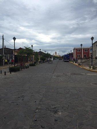 Playa Hermosa, Costa Rica: Granada streets