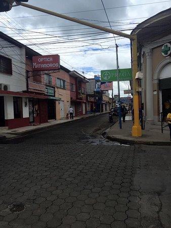 Playa Hermosa, Costa Rica: downtown Masaya