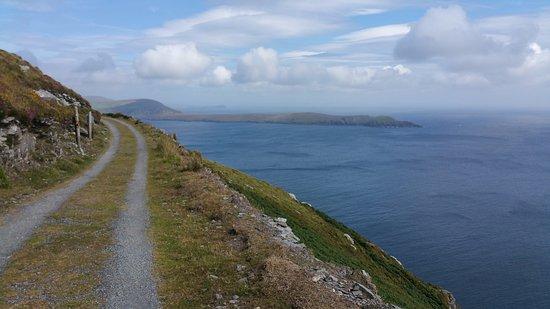 Crookhaven, ไอร์แลนด์: la route cotière