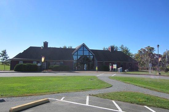 Grand Pre, Kanada: The main visitor centre