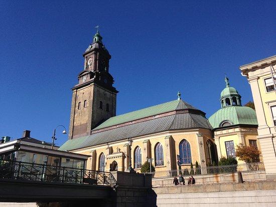 Tyska Christinæ forsamling