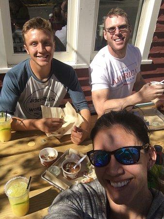 Taco Del Gnar : Omg wonderful find in Telluride