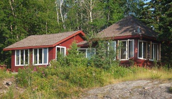 Tofte, MN : East Cabin
