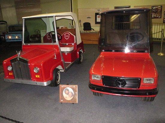 Kingman, AZ: Electric carts