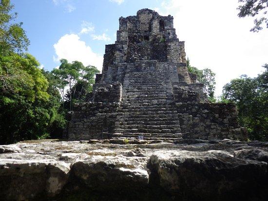 Quintana Roo, Mexique : Muyil Ruins