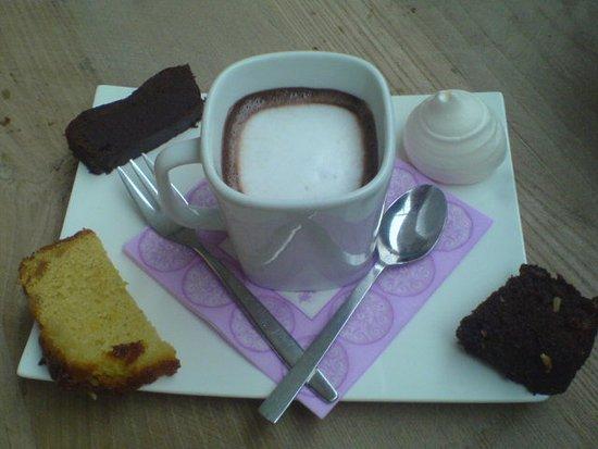 Saint Cyr l'Ecole, Fransa: chocolat gourmand