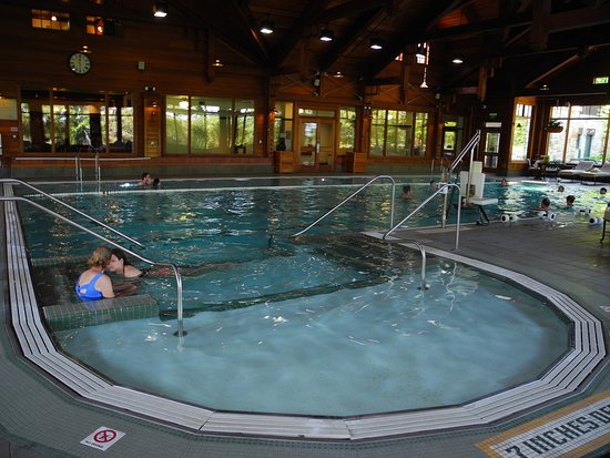 Heated indoor pool - Picture of Mohonk Mountain House, New Paltz ...