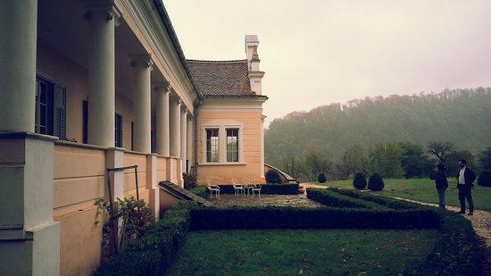 Cisnadioara, Roemenië: In the herrenhaus