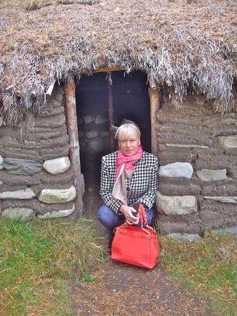 Highland Folk Museum: Sheeling...