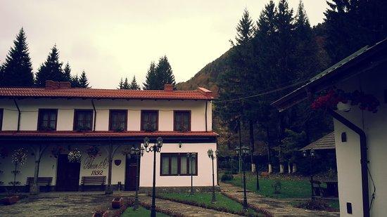 Azuga, Rumunia: 1
