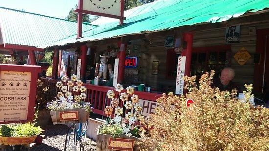 Greer, AZ: A diner like no other!