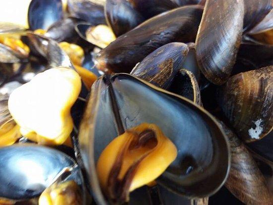 Martorell, Spania: Especialitat amb marisc i plats de temporada