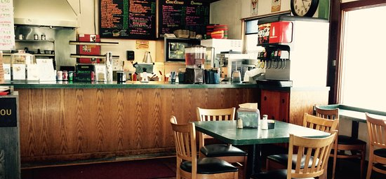 Point Richmond, Californie : Great American Hamburger & Pie Co.