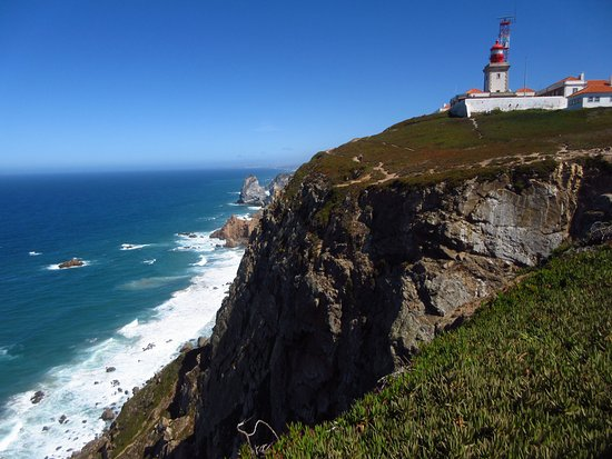 Diversity Tours: Cape Roca, the Westernmost point of continental Europe