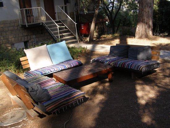 Beit Oren Hotel: זולה ליד החדר