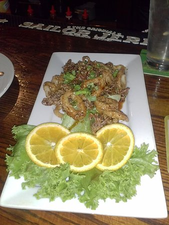 Newtown, PA: Thai Calamari