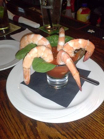 Newtown, PA: Shrimp Cocktail