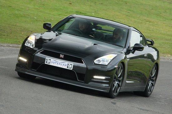 Nissan Gt R Picture Of Supercar Drive Days Aldershot Circuit