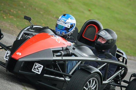 Jpg Picture Of Supercar Drive Days Aldershot Circuit