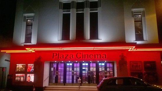 Plaza Cinema: Plaza Exterior