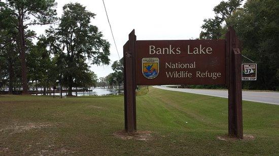 Lakeland, GA: Signage