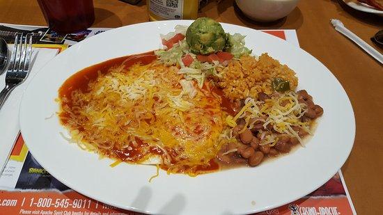 Mescalero, Нью-Мексико: 20161015_093107_large.jpg