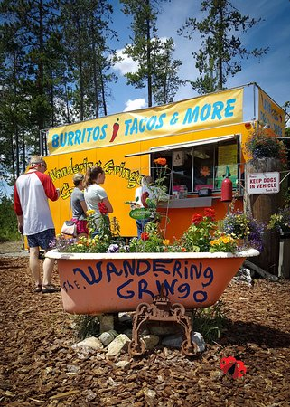 Columbia Falls, MT: Taco truck near Glacier National Park:  The Wandering Gringo