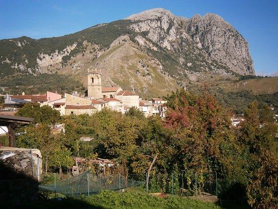 La Pergola: San Giovanni a Piro e monte Bulgheria