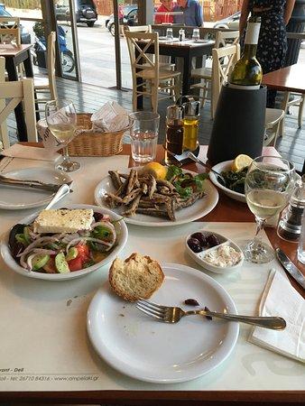 Ampelaki Greek Restaurant: photo0.jpg