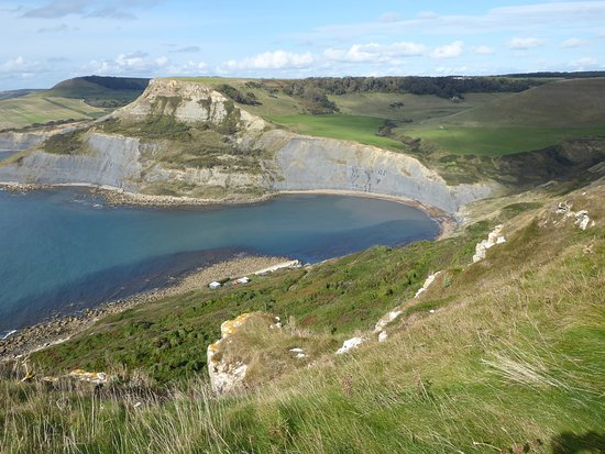 Worth Matravers, UK: Chapman's Pool