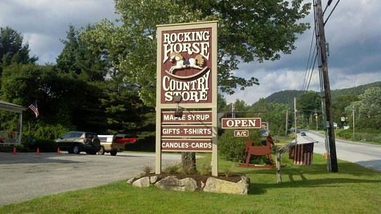 Rutland, VT: ROCKING HORSE COUNTRY STORE