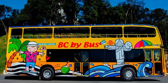 BC by Bus