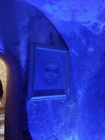 quadro di azzurrina